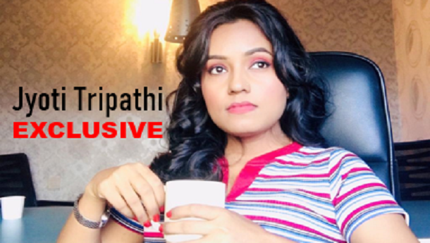 I have dedicated my life for acting and literature: Jyoti Tripathi