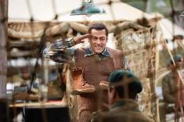 Whenever I feel low, I open my door, come out and look at my watchman, drivers there: Salman Khan
