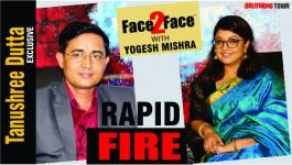 Tanushree Dutta Interview : Rapid Fire