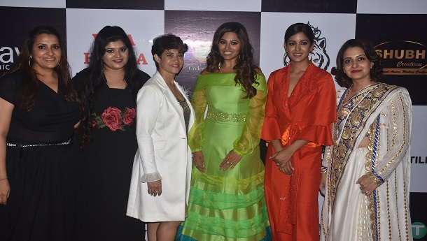 Ishita Dutta  and Ridheema Tiwari at  AVASSA-Multi styled theme