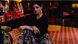 Check out Saiyami Kher's vintage look