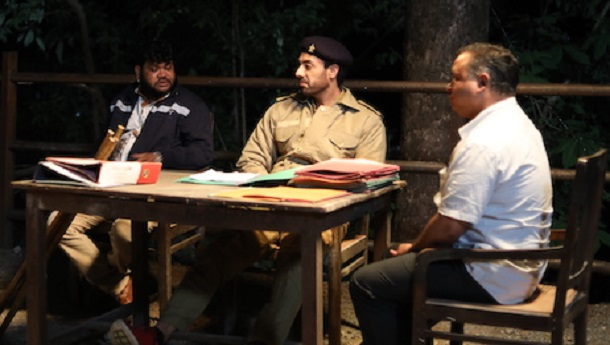Director Sanjeev Kumar Rajput's Haunted Hills motion teaser out