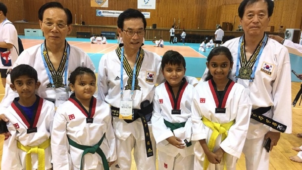 India rocks in South Korea under the guidance of master Jayesh Velhal