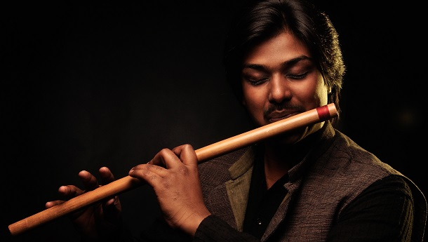 Playing the flute is like meditation for me: Award-Winning Flute Player Paras Nath