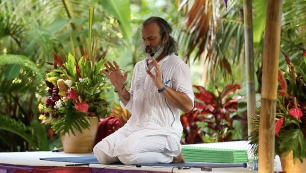 Bijay Anand shares how the Dalai Lama helped him to hone his meditation practice