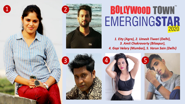 Every contestants of 'Bollywood Town Emerging Star 2020' are highly talented: Yogesh Mishra