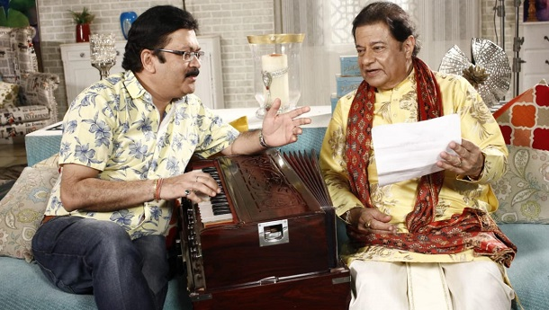 Anup Jalota is new brand face of Him herbal Ayurvedic cough syrup