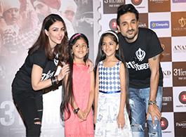Soha Ali Khan and Vir Das launch the trailer of 31st October!