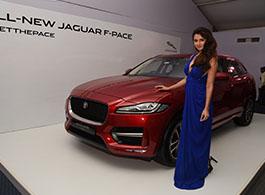 Disha Patani wows at the Jaguar launch !