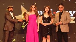 Mumbai's leading National daily Midday Showbiz Awards honoured Altair Media PR Agency