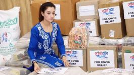 Arushi Nishank launches a COVID-19 Relief Campaign in Uttarakhand