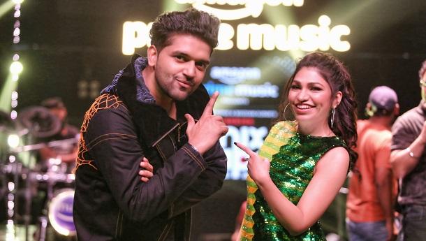Amazon Prime Music presents Punjabi Pop sensation Guru Randhawa and soulful singer Tulsi Kumar for a peppy Punjabi mix for T-Series MixTape Season-2