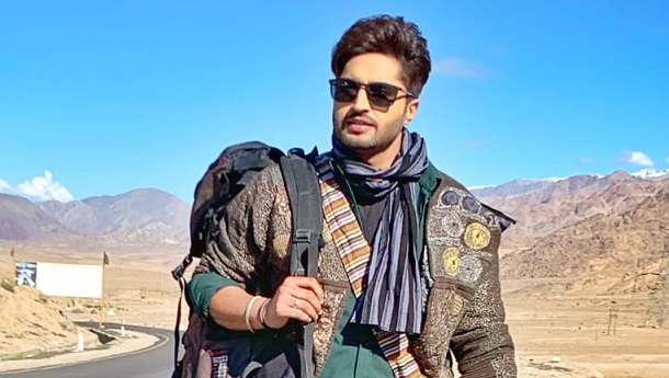 Jassie Gill's soul-stirring number 'Allah Ve' out now!