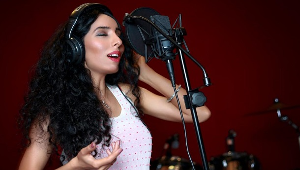 The release of British pop star, Arzutra Garielle's debut music album 'Woh Pal' is inspired by Shreya Ghoshal