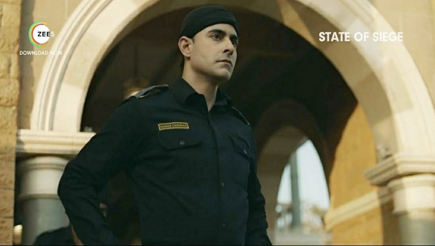 Major Samar AKA Gautam Rode's intense look from State of Siege- Temple Attack will leave you wanting for more!