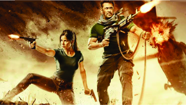 Tiger and Zoya Promise Non-stop Action this Christmas!