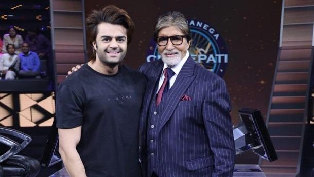 When Maniesh Paul met Amitabh Bachchan to wish happy Diwali before leaving for hometown!