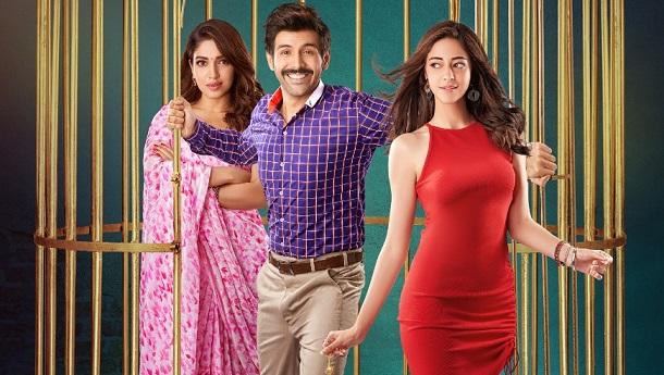 Kartik Aaryan, Bhumi Pednekar & Ananya Panday's Pati Patni Aur Woh Is Making The Right Noise!