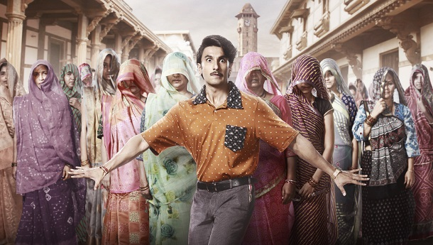 Ranveer Singh and YRF launches the first look of the hugely anticipated film Jayeshbhai Jordaar