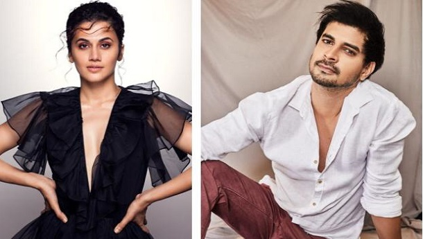 Taapsee Pannu will top-line the thriller-comedy, with Tahir Raj Bhasin