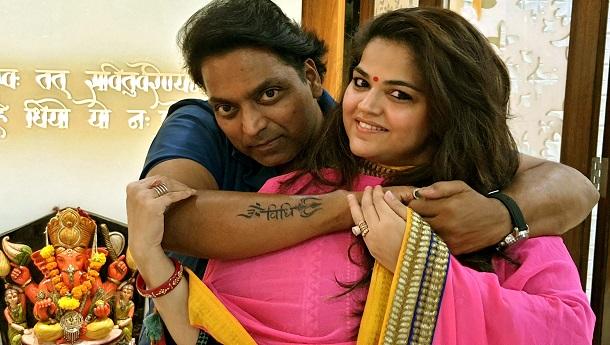 Vidhi Archarya gets a priceless surprise gift from husband Ganesh Acharya
