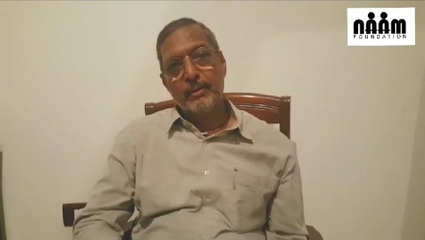 Actor Nana Patekar donated 1 crore to PMs and CMs Relief Fund