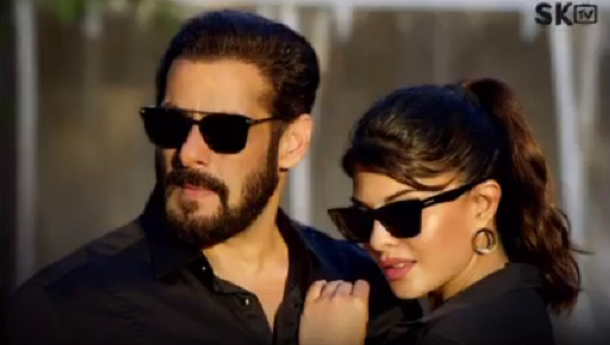 The audio of love song Tere Bina is out now featuring Salman Khan and Jacqueline Fernandez