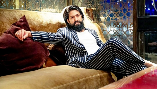 """KGF 2 will be five-folds of KGF 1"", says superstar Yash on the movies upcoming sequel"