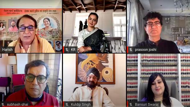 Bollywood paid a digital tribute to Sushma Swaraj on first death anniversary
