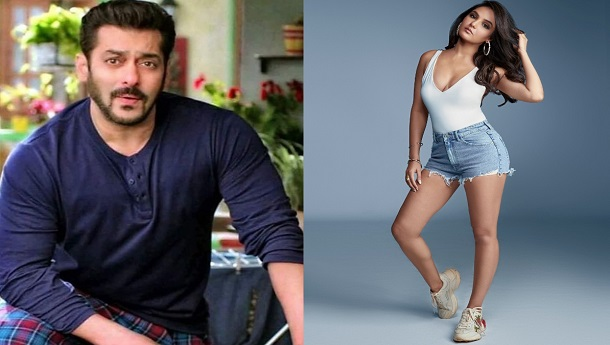 Jasmin Bhasin is real: Salman Khan