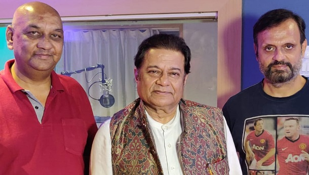 A new Devotional Single 'Katha Shri Ram Bhakt Hanuman Ki' released in the Mellifluous Voice of Anup Jalota