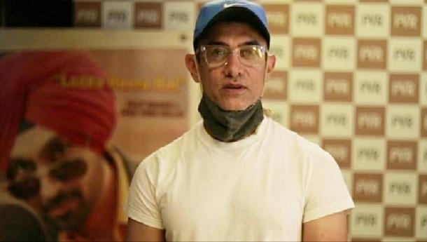 Aamir Khan shows support for Suraj Pe Mangal Bhari