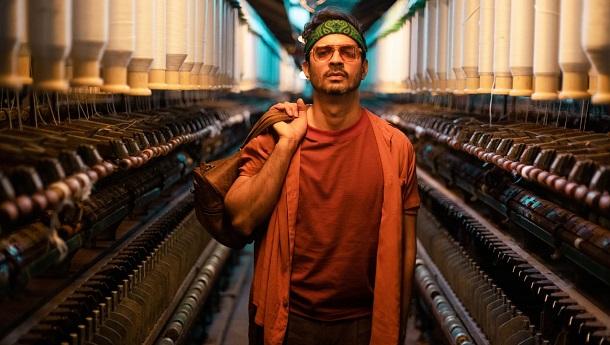 Round 2: After Taapsees clutterbreaking first image, Looop Lapeta makers reveal Tahir Raj Bhasins look