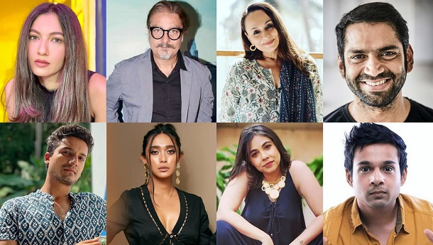 Actress Soni Razdan, Gauahar Khan, Sayani Gupta to Maanvi Gagroo Meet The Cast of Kaali Peeli Tales