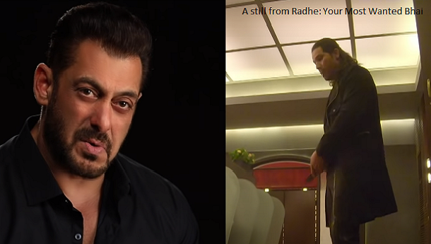 Radhe: Your Most Wanted Bhai behind the scenes: Salman Khan, Prabhudeva call Randeep Hooda's character ruthless