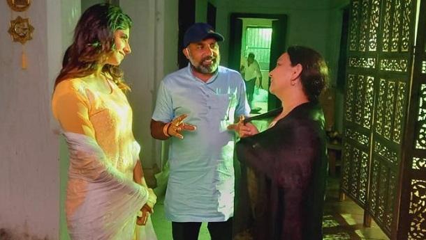 The upcoming movie of Vinod Tiwari is based on Love Jihad?