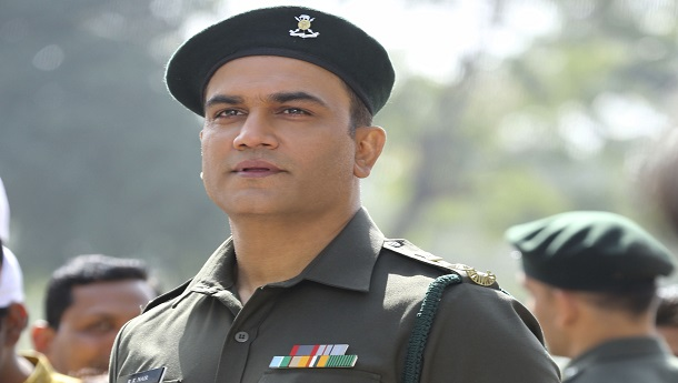 Actor Sharad Kelkar shares how performing in an army uniform is always a great responsibility