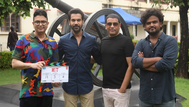T-Series & Dil Raju Productions HIT-The First Case begins with a Mahurat Pooja!