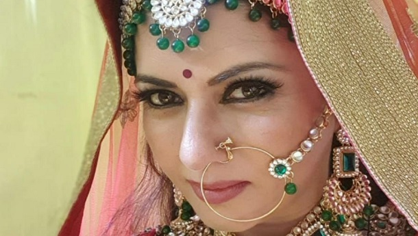 Bhagyashree feels blessed to play Sita in Ayodhya for Ram leela in Navratri