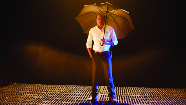 Akshaye Khanna – not a big fan of getting drenched in the rains
