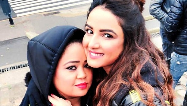 Jasmin Bhasin and Bharti Singh are giving us BFF goals!