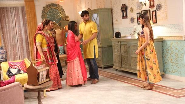 Rakshabandhan: Rasaal Apne Bhai Ki Dhaal: Purnima decides to kick Rasaal out of the house