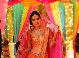 Sheena Bajaj talks about her first ever on-screen wedding!