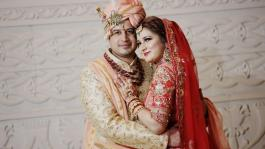 The grand Richa-Tarul wedding