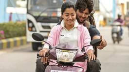 Watch Vijay and Rashmika's delightful innings in the sports drama 'Dear Comrade'
